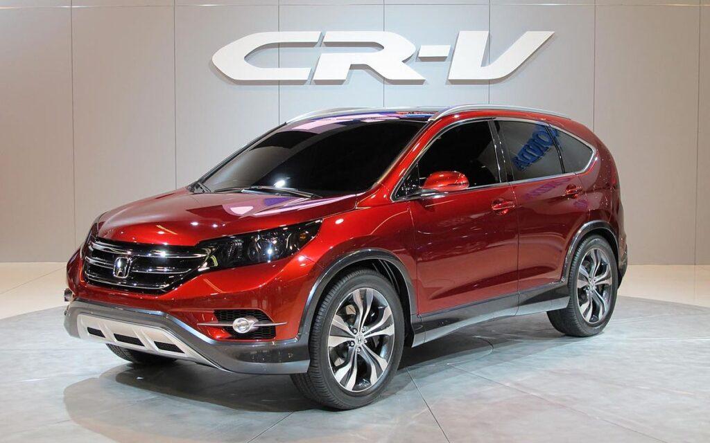 Honda-CR-V.